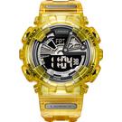 Transformers 變形金剛 聯名限量玩色潮流腕錶 (大黃蜂)LM-TF002.BBS6T.121.6TB