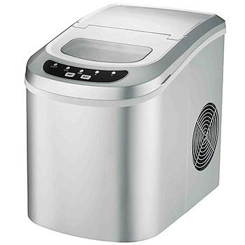 貴夫人微電腦全自動製冰機 BK-501A 健康純淨衛生 24H製作約12kg的冰塊 大小冰塊選擇 體積小