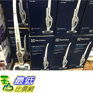 [105限時限量促銷] COSCO 伊萊克斯二合一吸塵器 ELECTROLUX LED 2IN1 VACUUM(可斷發)鋰電池ZB3104 C107960