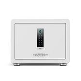 保險櫃 保險櫃智能家用保險箱防盜全鋼夾萬入牆床頭衣櫃小型家庭隱形辦公指紋密碼保管箱