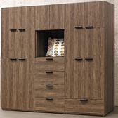 衣櫃 衣櫥 TV-78-1 馬可7尺組合衣櫥【大眾家居舘】
