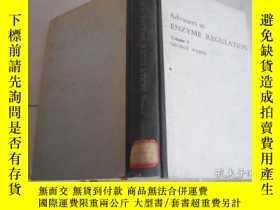 二手書博民逛書店Advances罕見in ENZYME REGULATION (