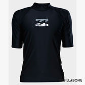 BILLABONG 男 ALL DAY WAVE PF SS短袖防磨衣-黑 【GO WILD】