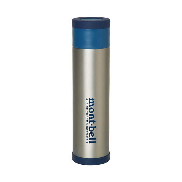 [mont-bell] ALPINE THERMO BOTTLE 0.9L超輕保溫瓶 / 原色 (1124618TNLS)