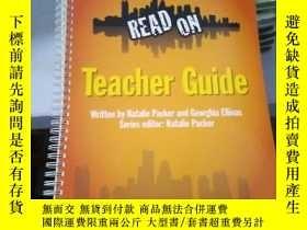 二手書博民逛書店Read罕見on teacher guide   by Nata