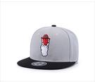 FIND 韓國品牌棒球帽 男 街頭潮流 舌頭刺繡 歐美風  街舞帽 太陽帽