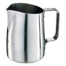 金時代書香咖啡 Tiamo 1503B 斜口拉花杯 650cc-尖口設計 (砂光) HC7110ST