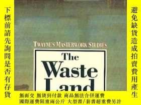 二手書博民逛書店Waste罕見LandY364682 Nancy K. Gish Twayne Publishers 出版1