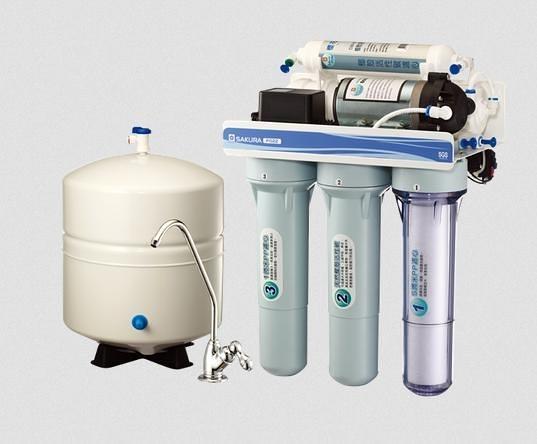 [家事達] 櫻花SAKURA-P022 標準型RO淨水器  特價~