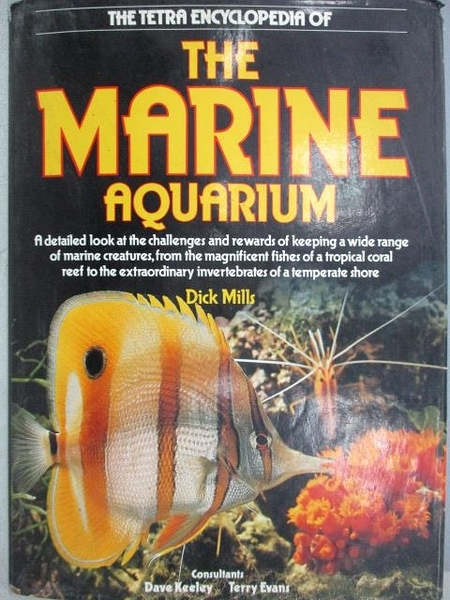 【書寶二手書T4/動植物_ZGE】The Marine Aquarium