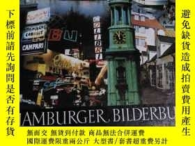 二手書博民逛書店HAMBURGER罕見BILDERBUCH(詳見圖)Y21714