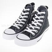 CONVERSE~中筒帆布鞋-牛仔布 (151201C)