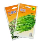 【EZ410】各種蔬菜種子: 玩具南瓜/紅甘藍/芹菜/彩色甜椒/韭菜/莧菜 EZGO商城