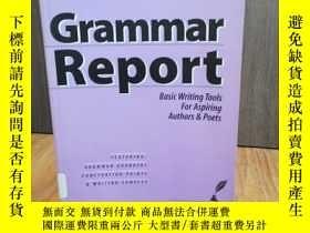 二手書博民逛書店Grammar罕見Report : Basic Writing