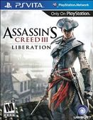 PSV Assassins Creed III Liberation  刺客教條 3:自由使命(美版代購)