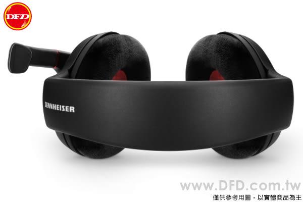 SENNHEISER GAME ONE 黑色 旗艦電競 耳罩式麥克風耳機 PC、Mac、PS4、Xbox One 公司貨