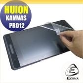 【Ezstick】HUION KAMVAS PRO 12 GT-116 繪圖螢幕 適用 靜電式LCD液晶螢幕貼 (霧面)