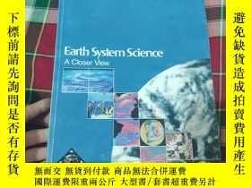 二手書博民逛書店Earth罕見System Science看圖Y274547 英