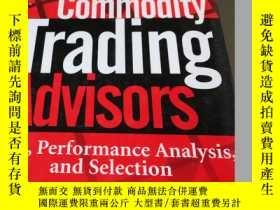 二手書博民逛書店commodity罕見trading advisorsY2187