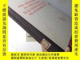 二手書博民逛書店1980罕見Convention on Proceedings