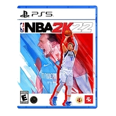 PS5 美國職業籃球 NBA 2K22 中文版 初回 實體版【預購9/10】