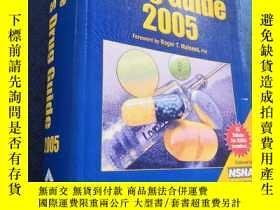 二手書博民逛書店Springhouse罕見Nurse s Drug Guide 2005 SIXTH EDITIONY2233