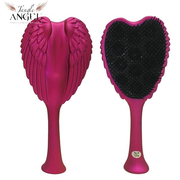 Tangle Angel 英國凱特王妃御用天使梳-亮粉22.7cm加大款