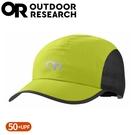 【Outdoor Research 美國 透氣快乾招牌棒球帽《黃》】243430/防曬透氣帽/鴨舌帽/登山健行