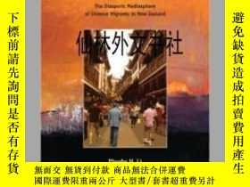 二手書博民逛書店【罕見】2013年出版 A Virtual Chinatown: The Diasporic Mediaspher