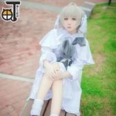 穹妹cos緣之空春日野穹cosplay服裝兔耳洋裝動漫【聚可愛】【聚可愛】
