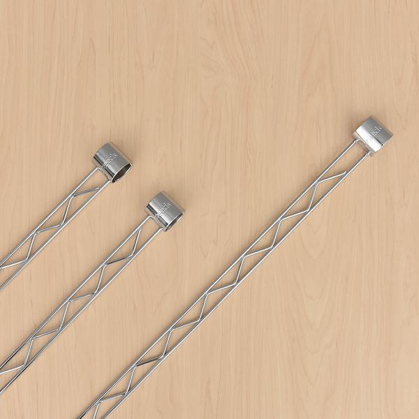 邊條/補強桿/圍籬【配件類】90x45公分電鍍全套管設計邊條組 dayneeds