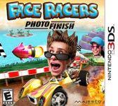 3DS Face Racers: Photo Finish 臉部賽車手(美版代購)