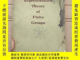二手書博民逛書店representation罕見theory of finite groups(P1390)Y173412