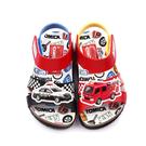 童鞋城堡-Tomica多美小汽車 中小童 軟木風格涼鞋TM3623-藍/紅 (共二色)