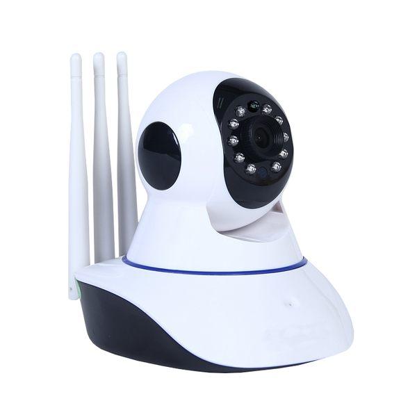 【現貨】高清夜視 智能監視器 三天線 無線網路 1080P 家用 wifi 攝影 錄音 手機遠端攝影監視器