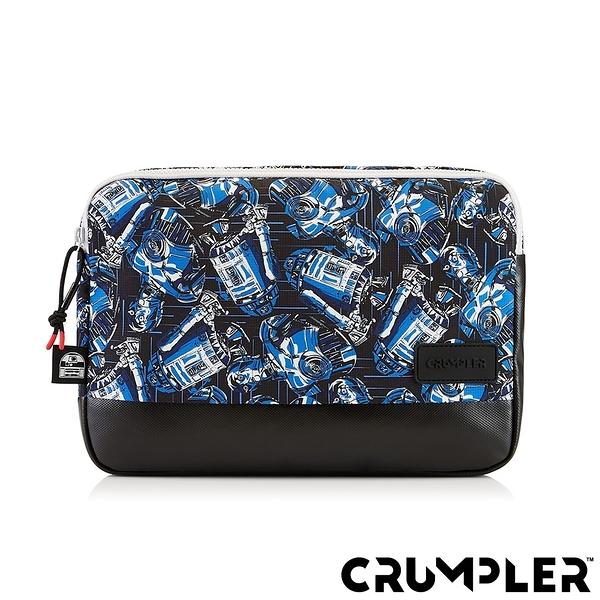 Crumpler小野人 CRONY 13吋筆電內袋 筆電套 星際大戰藍