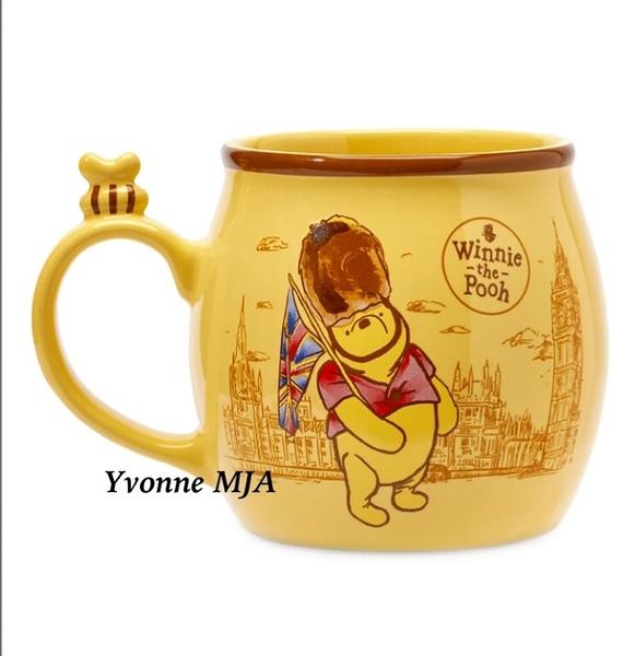 *Yvonne MJA* 美國迪士尼 Disney 限定正品 小熊維尼 經典馬克杯 限量版
