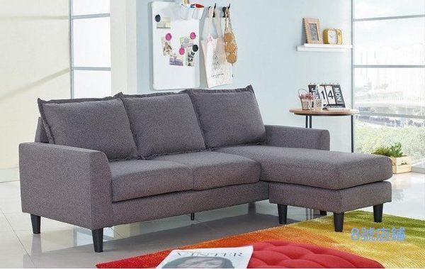 8號店鋪 森寶藝品傢俱 c-02品味生活 客廳系列438-1 歐克斯小型布質沙發(sp106)