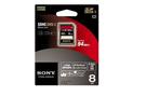 ★6期0利率↘ SONY SDHC-Class10 高速存取記憶卡 SF-8UX 讀取速度高達94MB/s