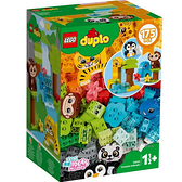 樂高積木 LEGO《 LT10934 》Duplo 得寶系列 - 創意動物群 / JOYBUS玩具百貨