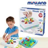 【西班牙Miniland】小手轉轉螺絲拼圖