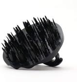 日本 超舒暢頭皮清潔洗頭梳 (黑色)