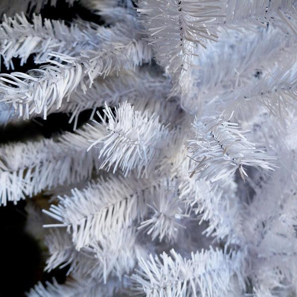 台製豪華型6尺/6呎(180cm)夢幻白色聖誕樹 裸樹(不含飾品不含燈)本島免運費