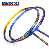 VICTOR 突擊羽球拍-3U(免運 羽毛球拍 勝利 羽球≡排汗專家≡