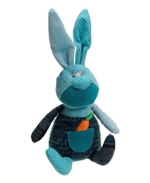 安撫玩偶-粉彩兔寶寶 25cm【Les Petites Marie】