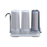 沛綠亞-三道淨水器