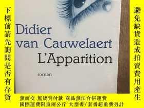 二手書博民逛書店L apparition罕見RomanY12800 Didier van Cauwelaert Albin M