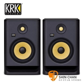 KRK Rokit RP7G4 主動式監聽喇叭/7吋錄音室專用(黑色/一對二顆)台灣公司貨保固