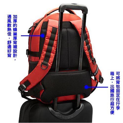 Victorinox 維氏 VX Sport 16吋 電腦 筆電 後背包-黑