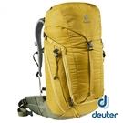 【德國 deuter】TRAIL 輕量拔熱 透氣背包30L『薑黃』3440521 登山.露營.休閒.旅遊.戶外.後背包.手提包